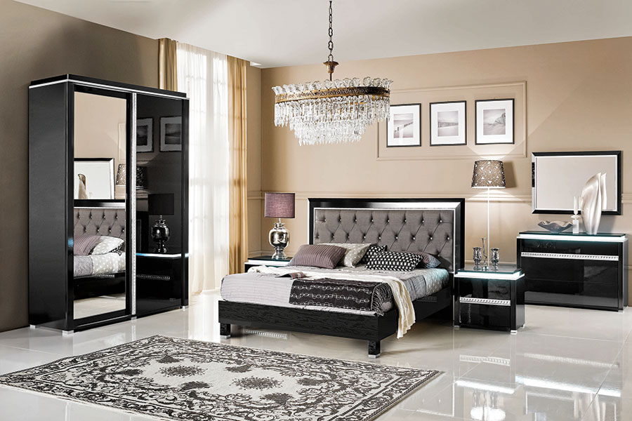 mobilier chambre adulte compl te aubert id e inspirante pour la conception de la. Black Bedroom Furniture Sets. Home Design Ideas