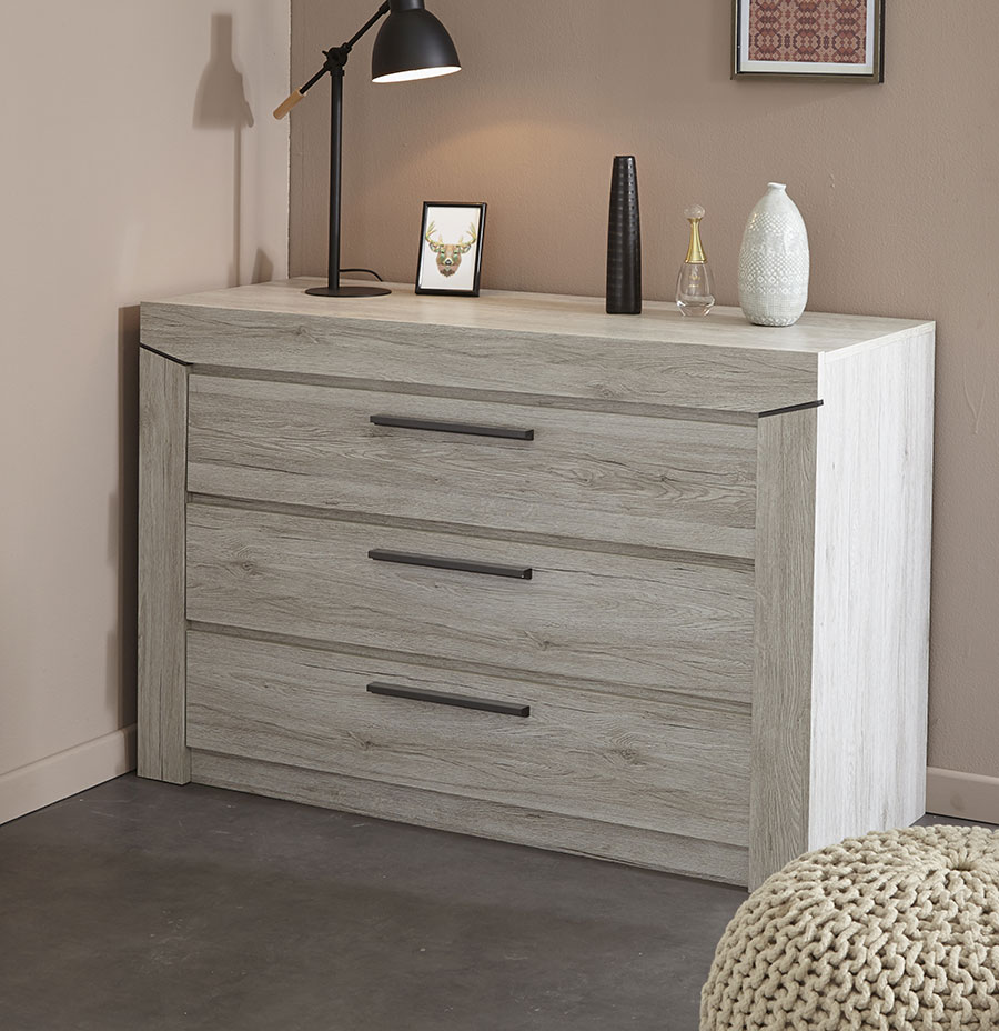 Commode Chambre Adulte 120 Cm