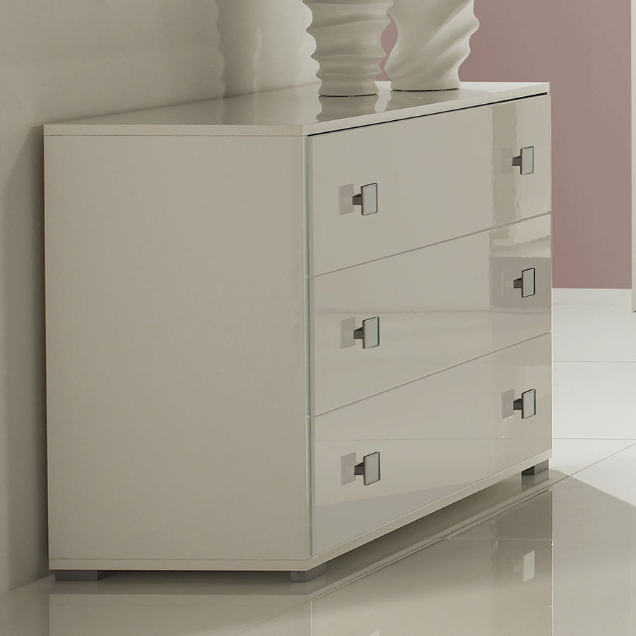 Design guide d 39 achat - Commode laque blanche ...