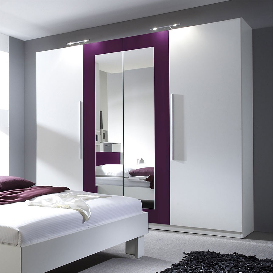 Meuble chambre pas cher for Chambre flat design