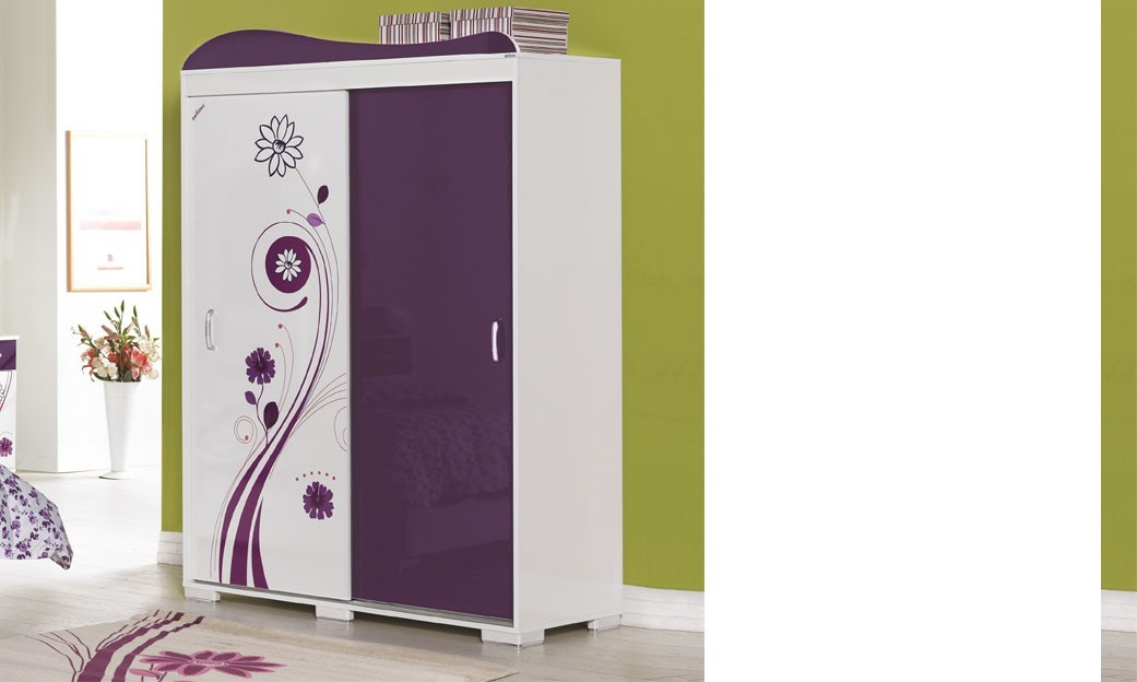 armoire chambre fille blanche avec des id es int ressantes pour la conception de. Black Bedroom Furniture Sets. Home Design Ideas