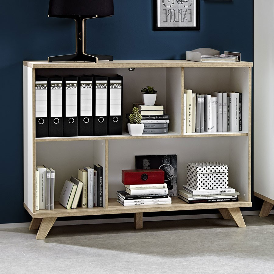 meuble bibliothque maison du monde cheap meuble tv vintage en bois l cm fjord maisons du monde. Black Bedroom Furniture Sets. Home Design Ideas