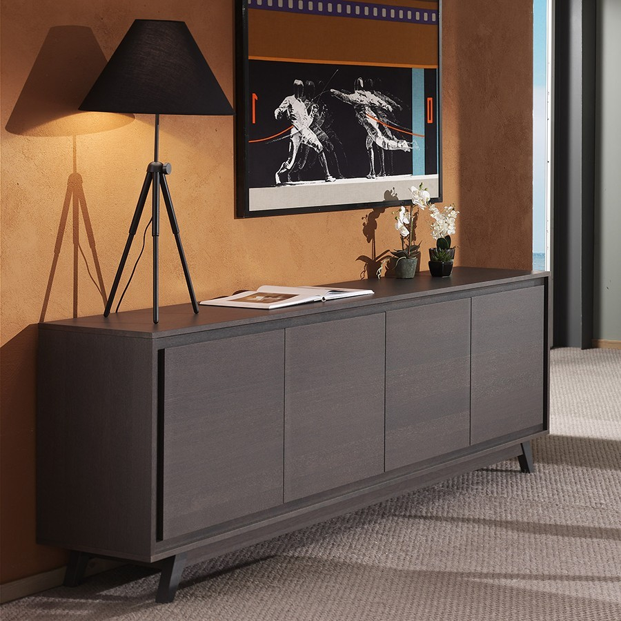 enfilade wenge perfect buffet bas with enfilade wenge buffet vaisselier bahut wenge with. Black Bedroom Furniture Sets. Home Design Ideas