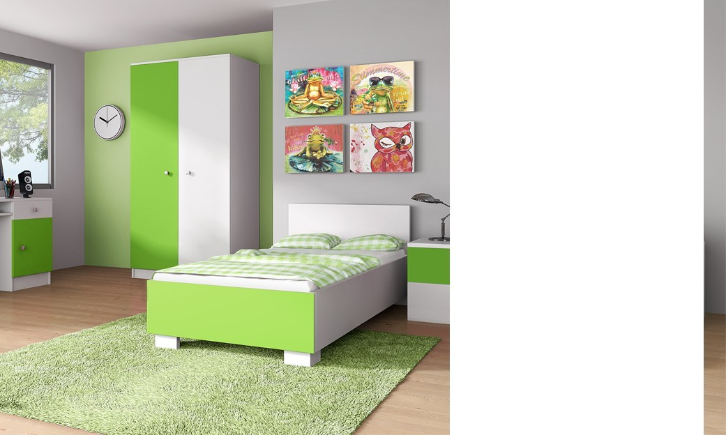top chambre enfant vert kw07 montrealeast. Black Bedroom Furniture Sets. Home Design Ideas