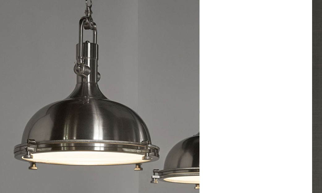 Luminaire industriel 2 lampes POLO