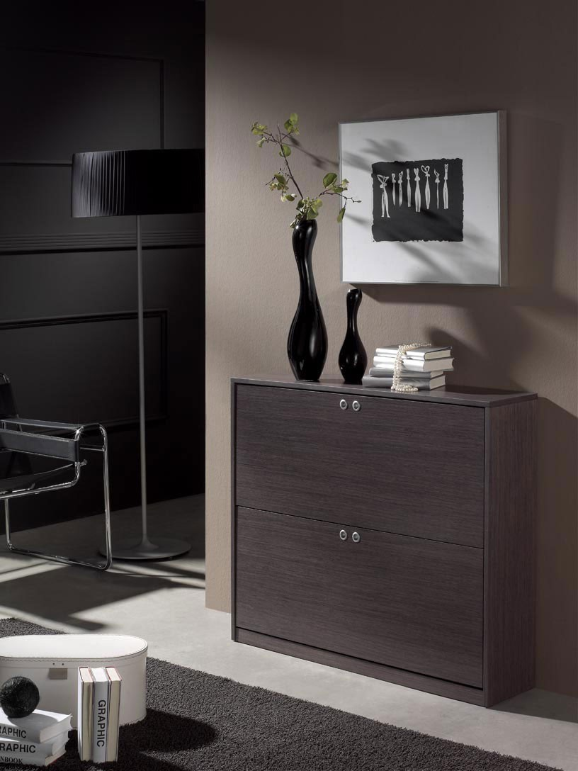 meuble a chaussures odyssa zd1 mac mod. Black Bedroom Furniture Sets. Home Design Ideas