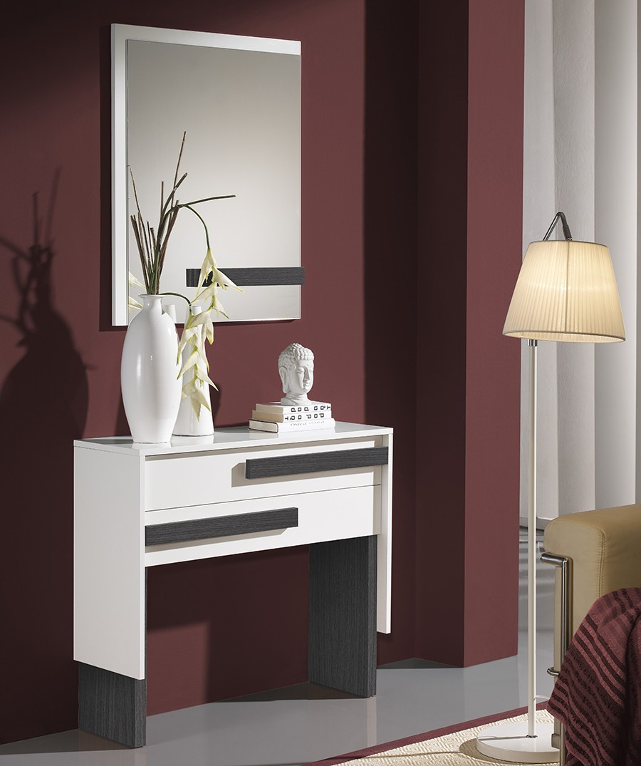 meuble d entree contemporain massimin zd1 meu dentr. Black Bedroom Furniture Sets. Home Design Ideas