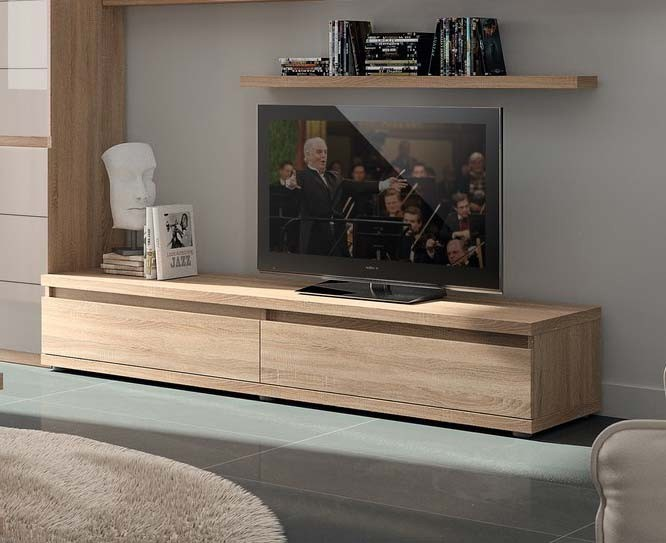Meuble tv contemporain bryo2 zd1 mtv c - Meuble de tv contemporain ...