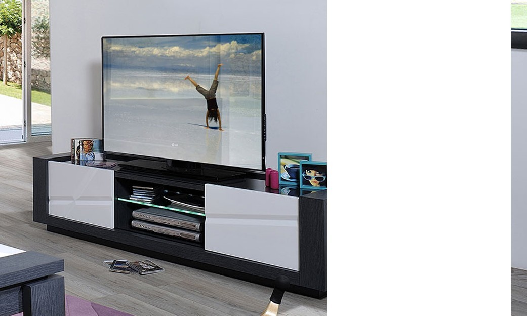 Meuble tv pivotant contemporain sammlung - Meuble tv contemporain design ...