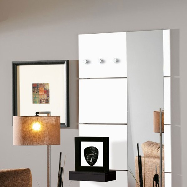 miroir porte manteau. Black Bedroom Furniture Sets. Home Design Ideas