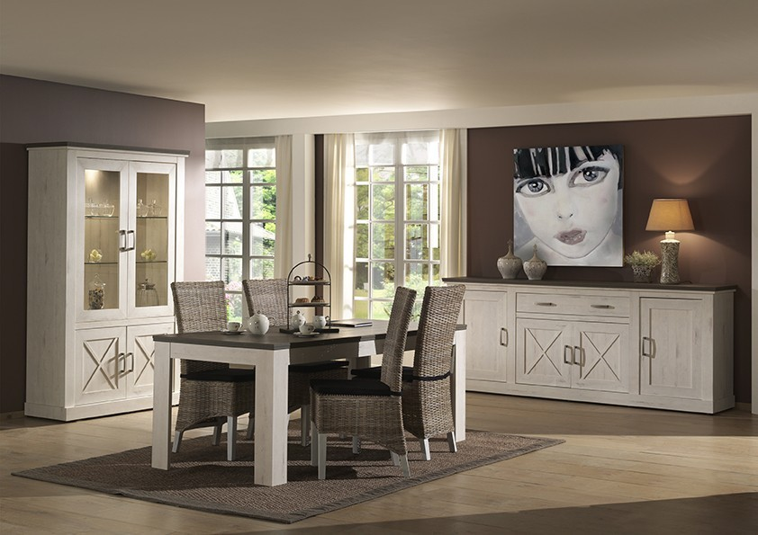 salle manger contemporaine d co sphair. Black Bedroom Furniture Sets. Home Design Ideas