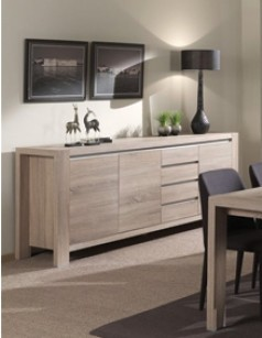 Buffet-Bahut contemporain CYRIANE