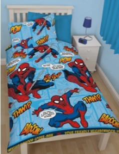 Housse de couette enfant SPIDERMAN ULTIMATE