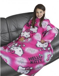 Pyjama-couverture enfant HELLO KITTY
