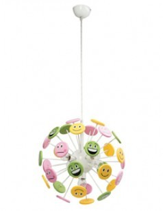 Suspension enfant blanche SMILE