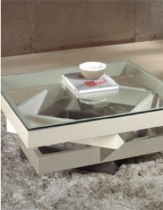 Table basse design notre s lection au meilleur prix - Table basse design carree ...