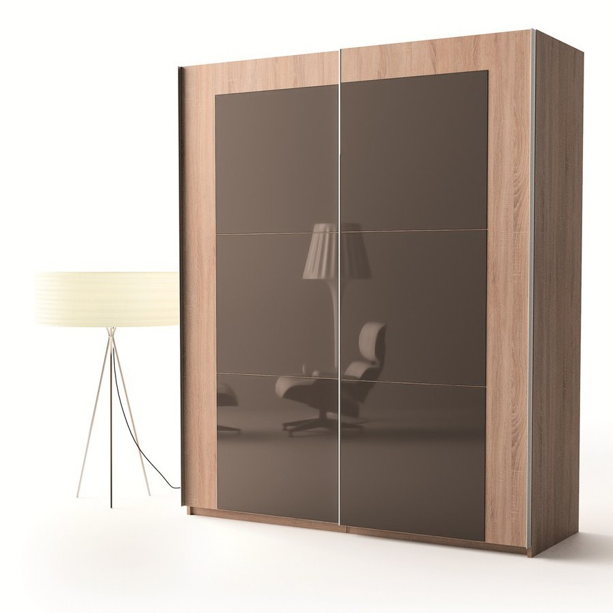 Salle a manger moderne bois clair for Armoire salle a manger