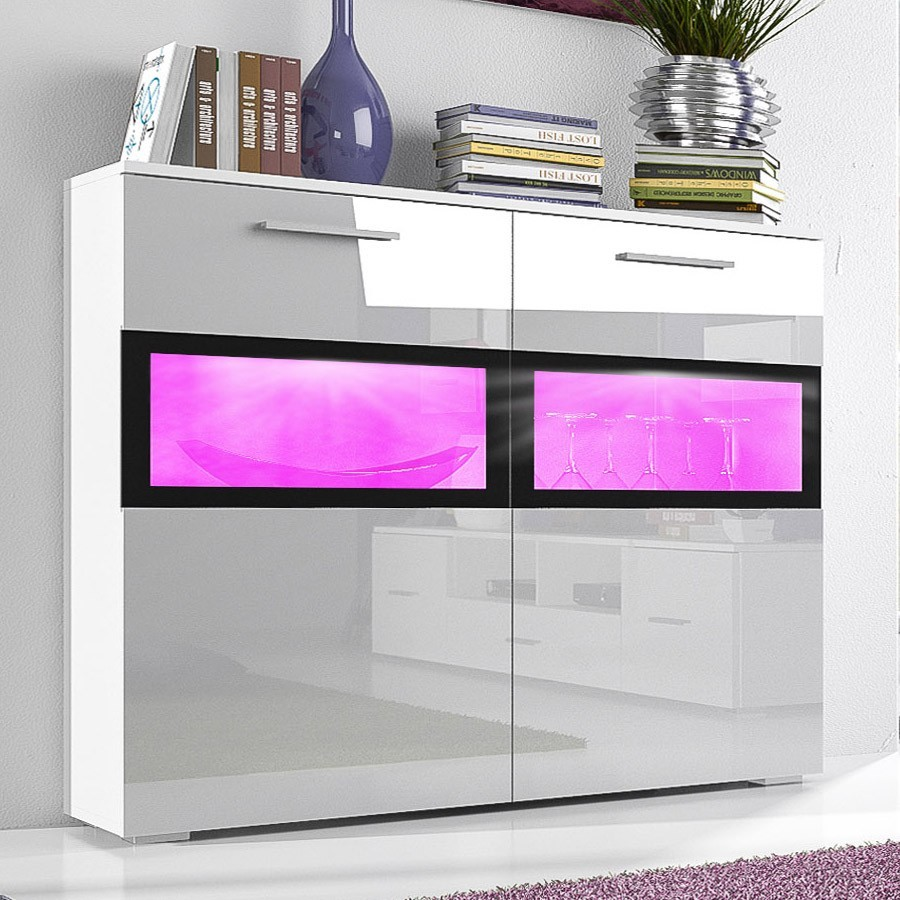buffet design LED RGB