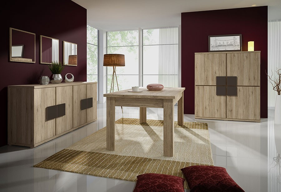 Bahut Couleur Taupe. Interesting Buffet Bahut Enfilade Design Le