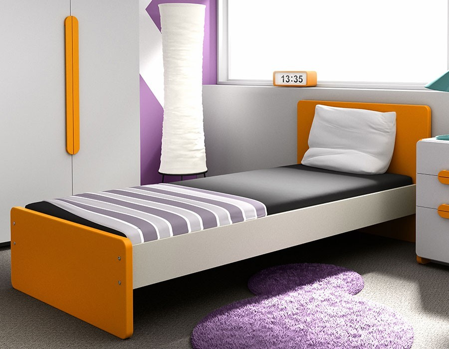 chambre orange ado chambre ado orange pictures to pin on pinterest with clic clac chambre ado. Black Bedroom Furniture Sets. Home Design Ideas