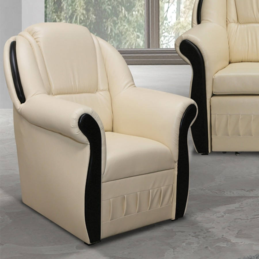 fauteuil beige et weng. Black Bedroom Furniture Sets. Home Design Ideas