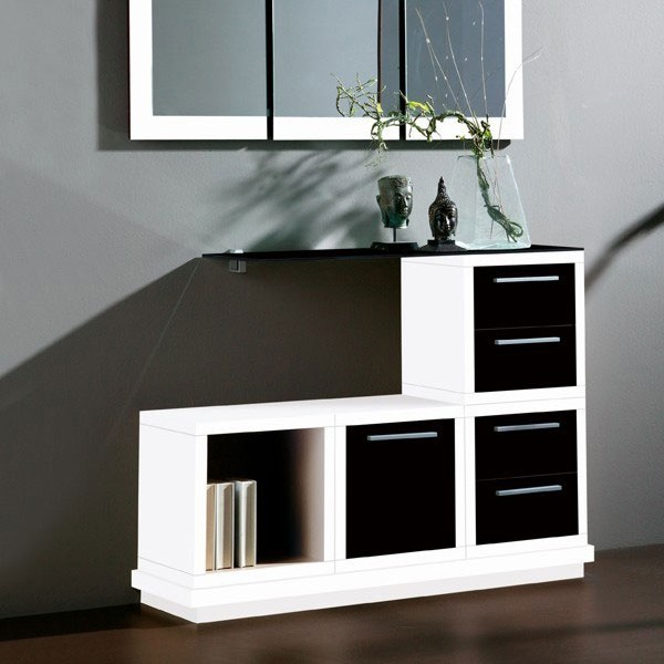 console meuble d entree design meubles d entree ikea. Black Bedroom Furniture Sets. Home Design Ideas
