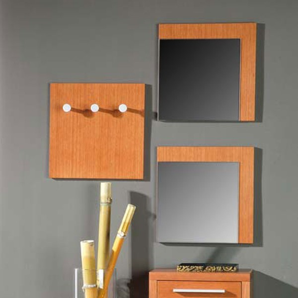meuble porte manteau avec miroir. Black Bedroom Furniture Sets. Home Design Ideas