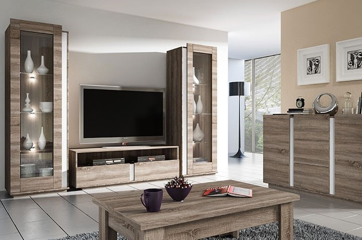 meuble tv tres moderne solutions pour la d coration. Black Bedroom Furniture Sets. Home Design Ideas