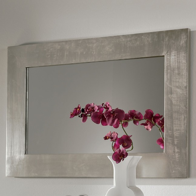 Miroir mural design STEFANO, disponible en 3 coloris