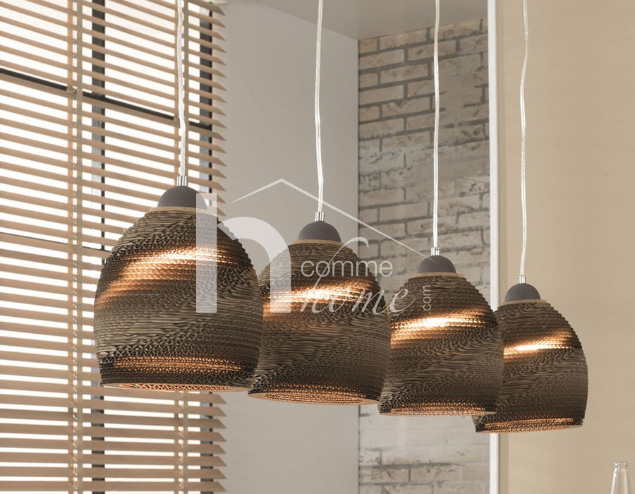 Suspension design marron CODI