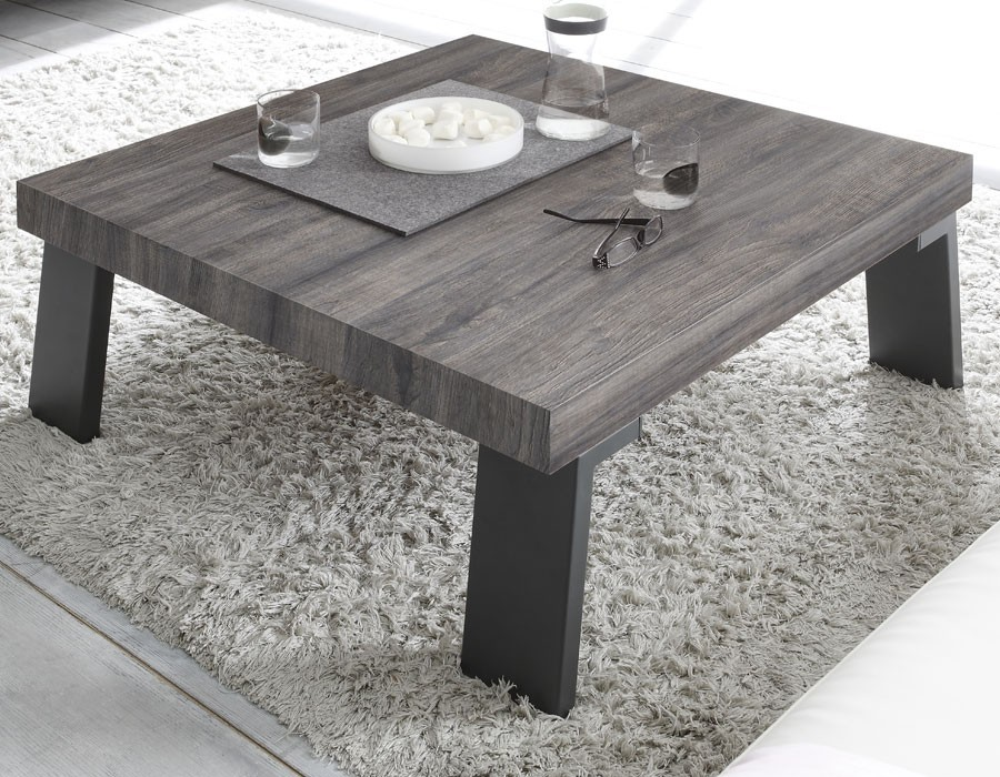 Inspiration de conception int ressante table basse for Table basse bar wenge