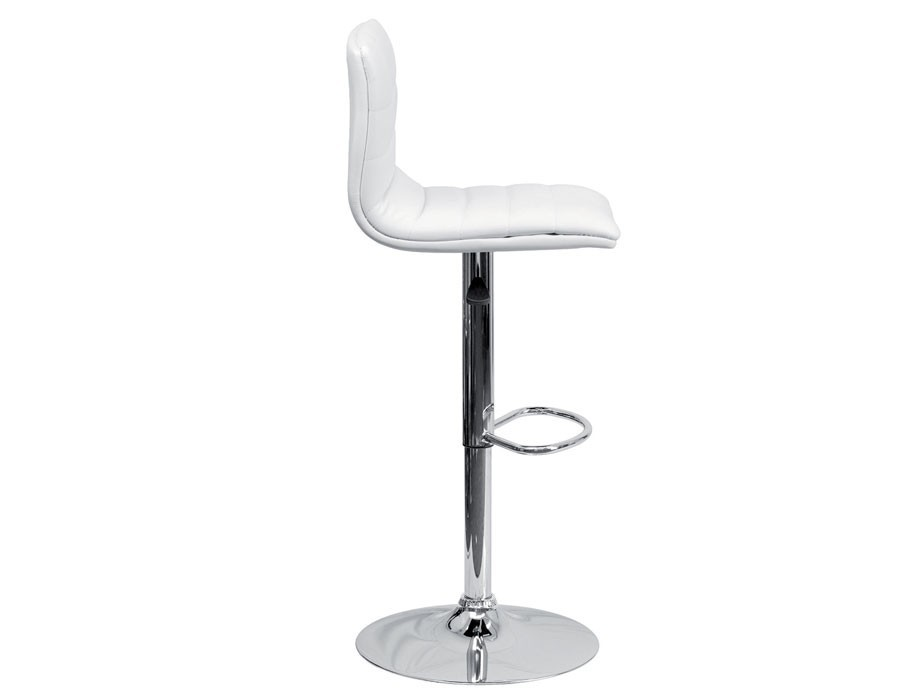 Tabouret bar design blanc