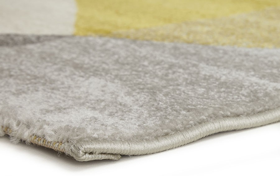 Tapis antibacterien for Tapis salon jaune et gris