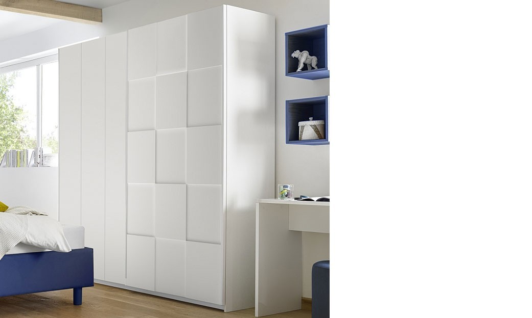Best penderie design pictures for Grande armoire blanche
