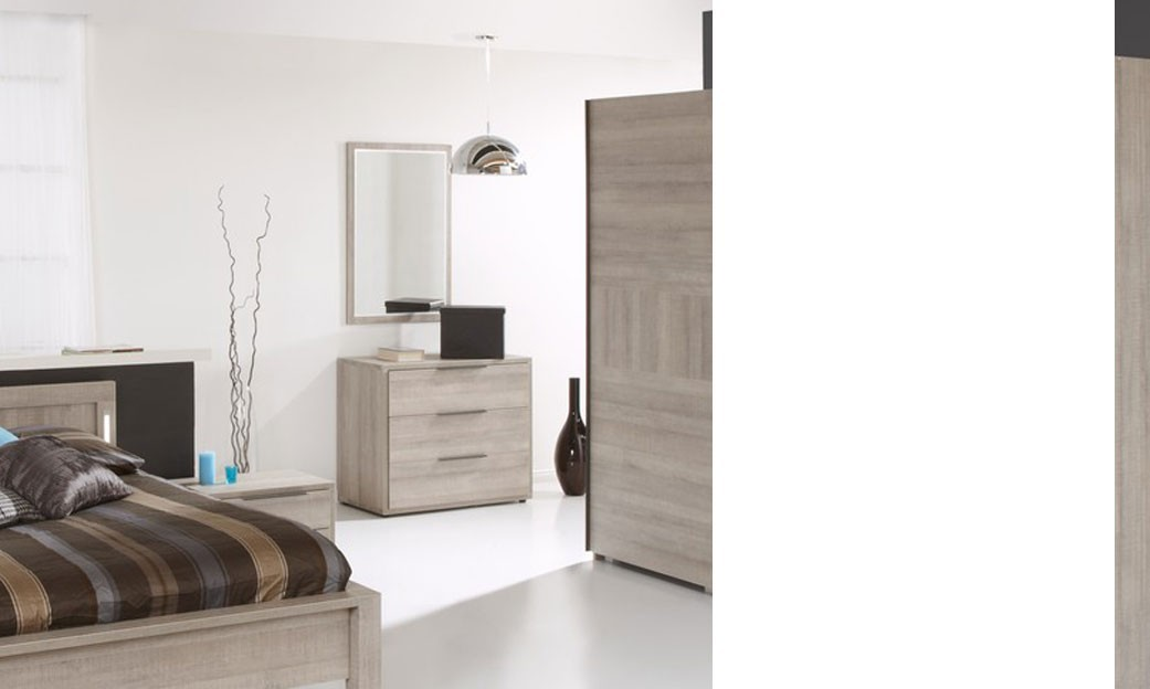 commode contemporaine couleur ch ne naturel richard. Black Bedroom Furniture Sets. Home Design Ideas