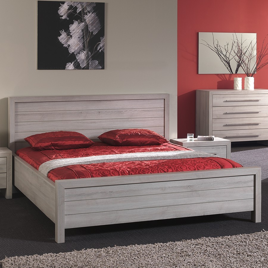lit adulte contemporain victoria zd1 l a c. Black Bedroom Furniture Sets. Home Design Ideas