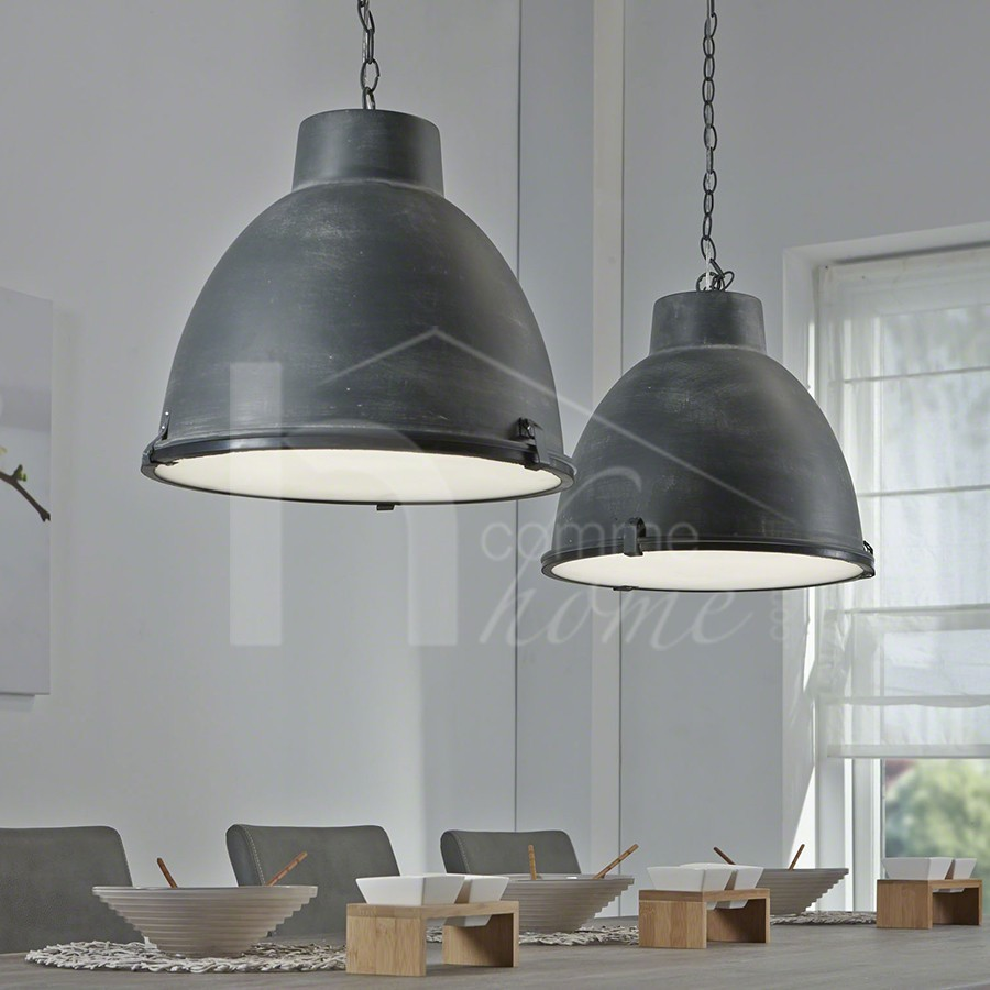 Luminaire suspension design en metal gracia zd1 susp d for Luminaire suspension industriel