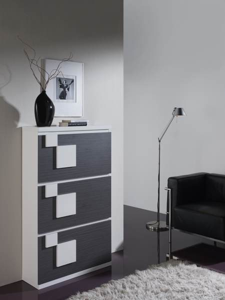meuble a chaussure moderne sohan zd1 mac mod. Black Bedroom Furniture Sets. Home Design Ideas