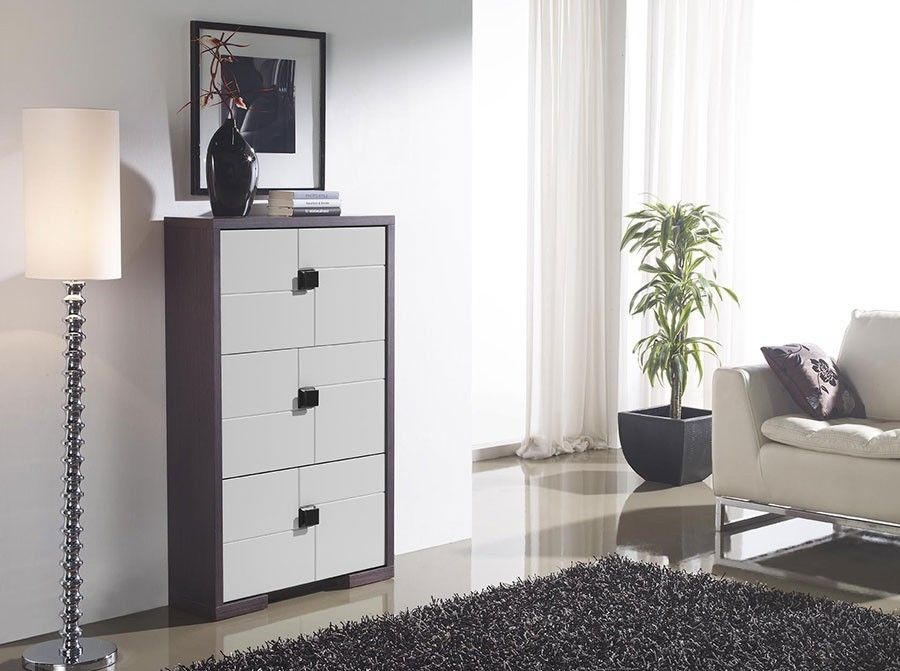 meuble a chaussures contemporain roven zd1 mac mod. Black Bedroom Furniture Sets. Home Design Ideas