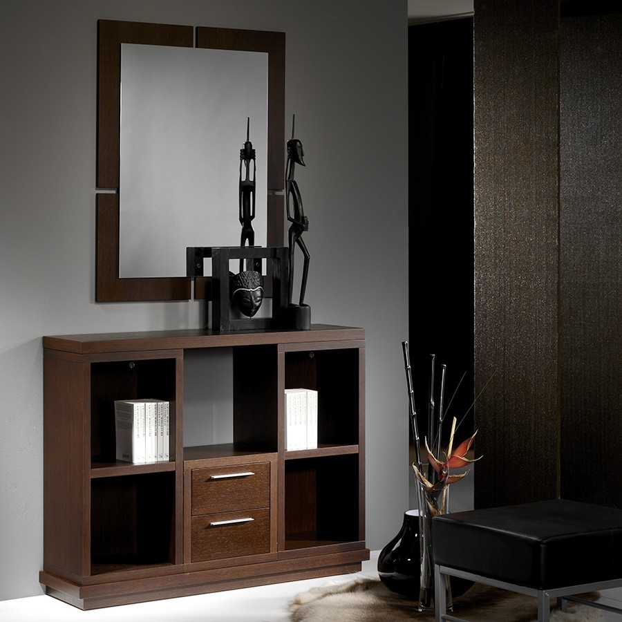 meuble d entree moderne degas zd1. Black Bedroom Furniture Sets. Home Design Ideas
