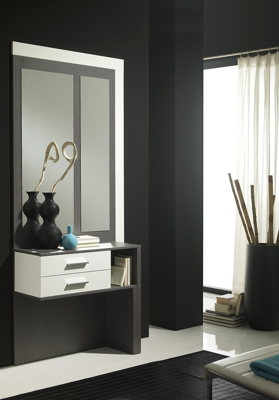 meuble d entree moderne pacxi zd1 meu dentr. Black Bedroom Furniture Sets. Home Design Ideas