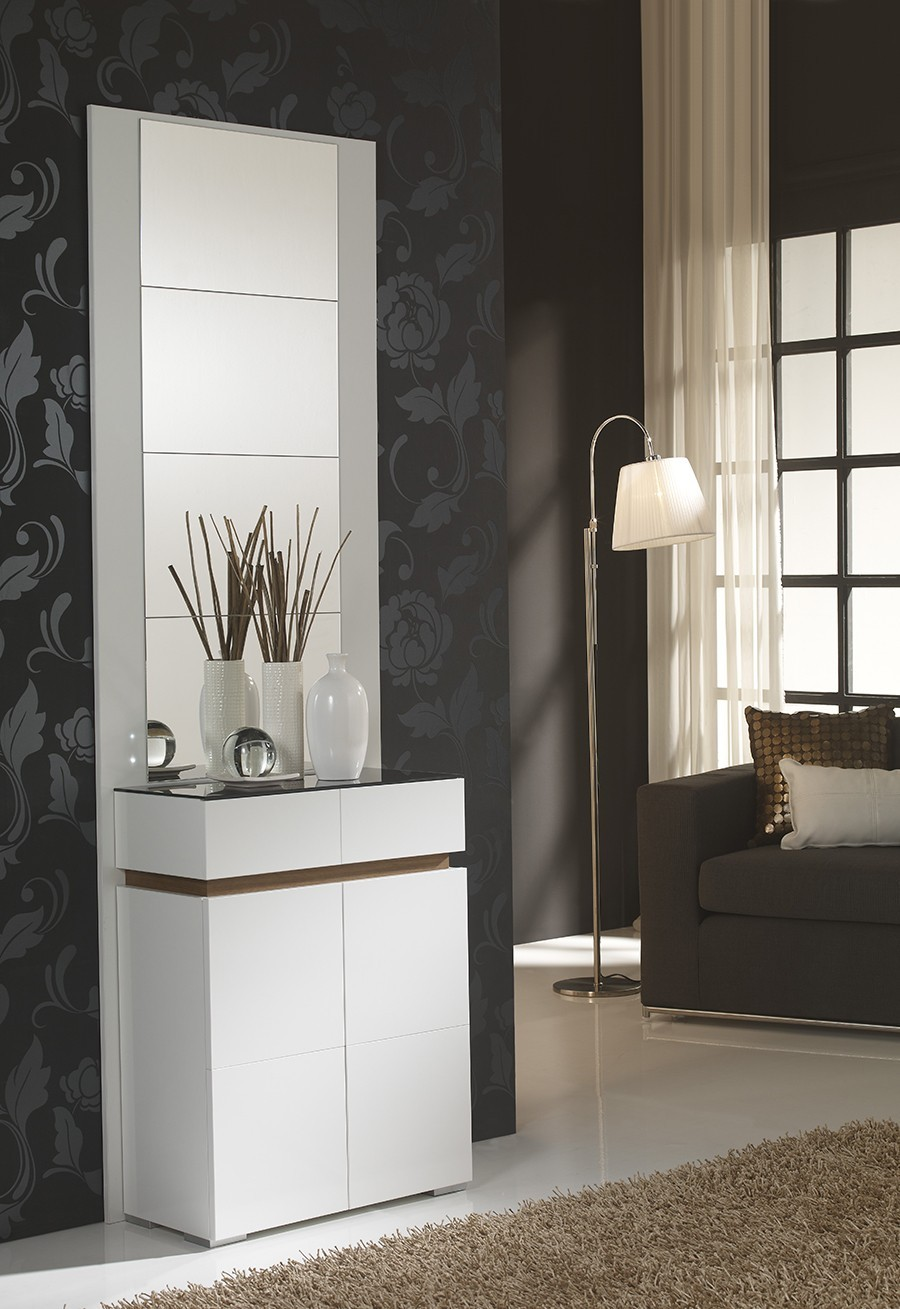 meuble d entree moderne venus zd1 meu dentr. Black Bedroom Furniture Sets. Home Design Ideas
