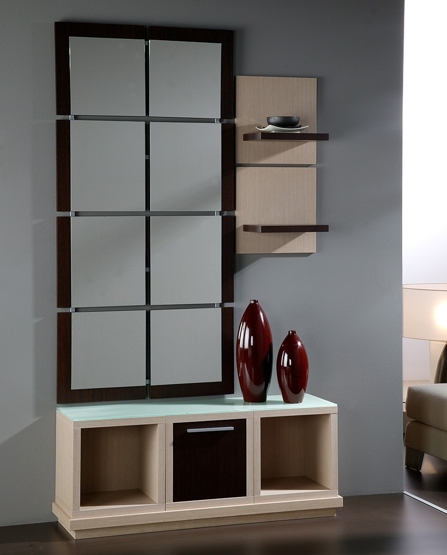meuble d entree moderne warhol zd1 meu dentr. Black Bedroom Furniture Sets. Home Design Ideas