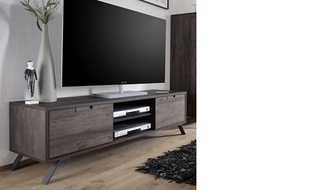 meuble tv contemporain couleur weng alberton. Black Bedroom Furniture Sets. Home Design Ideas