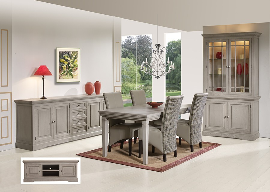 salle a manger complete contemporaine judith zd1 sam c. Black Bedroom Furniture Sets. Home Design Ideas