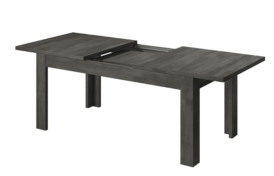 Grande table de salle a manger avec rallonges ega table for Grande table a rallonge