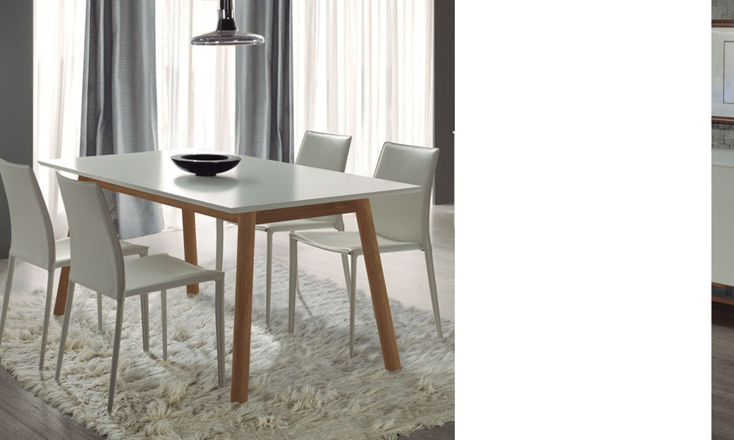 emejing table salle a manger scandinave pictures awesome interior home satellite. Black Bedroom Furniture Sets. Home Design Ideas
