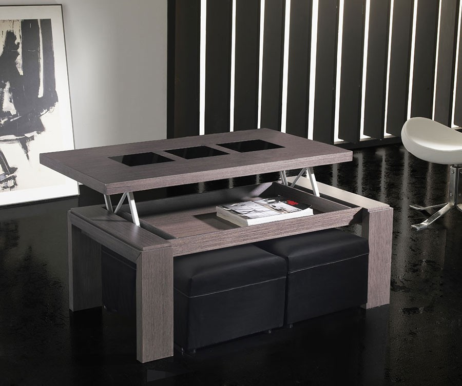 table basse relevable owen zd1 tbas r c. Black Bedroom Furniture Sets. Home Design Ideas