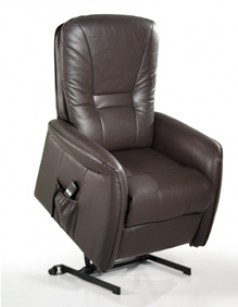 fauteuil de relaxation lectrique releveur avec repose pieds int gr marcus. Black Bedroom Furniture Sets. Home Design Ideas