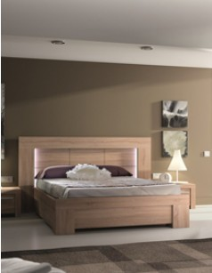 gamme de lits contemporains pour adulte solides et modernes. Black Bedroom Furniture Sets. Home Design Ideas